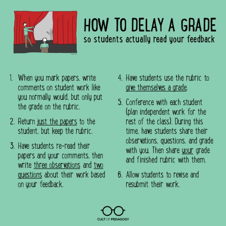 Delayed Grade Steps
