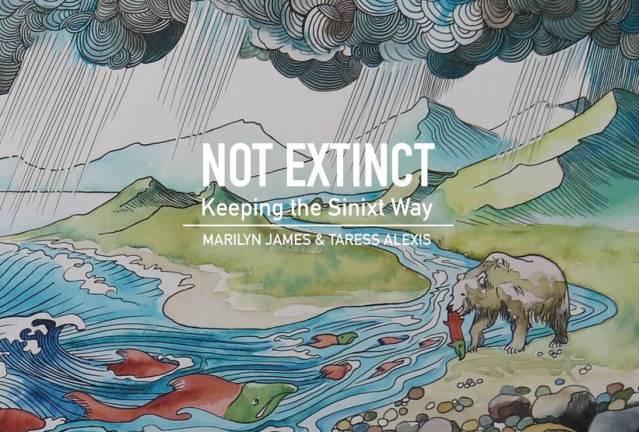 not extinct