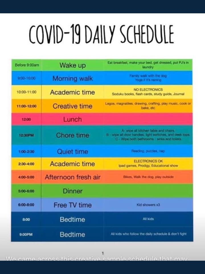 COVID19-Schedule-for-At-Home-Students
